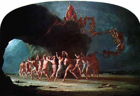 Английская живопись - Ричард Дадд